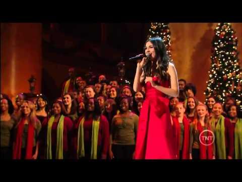 Victoria Justice | Winter Wonderland/Let It Snow (Live @ Christmas In Washington 12/13/11)