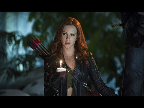 DC Action Hour  Amy Gumenick Cupid on Arrow, Best Female Villains, Crisis on EarthX P!