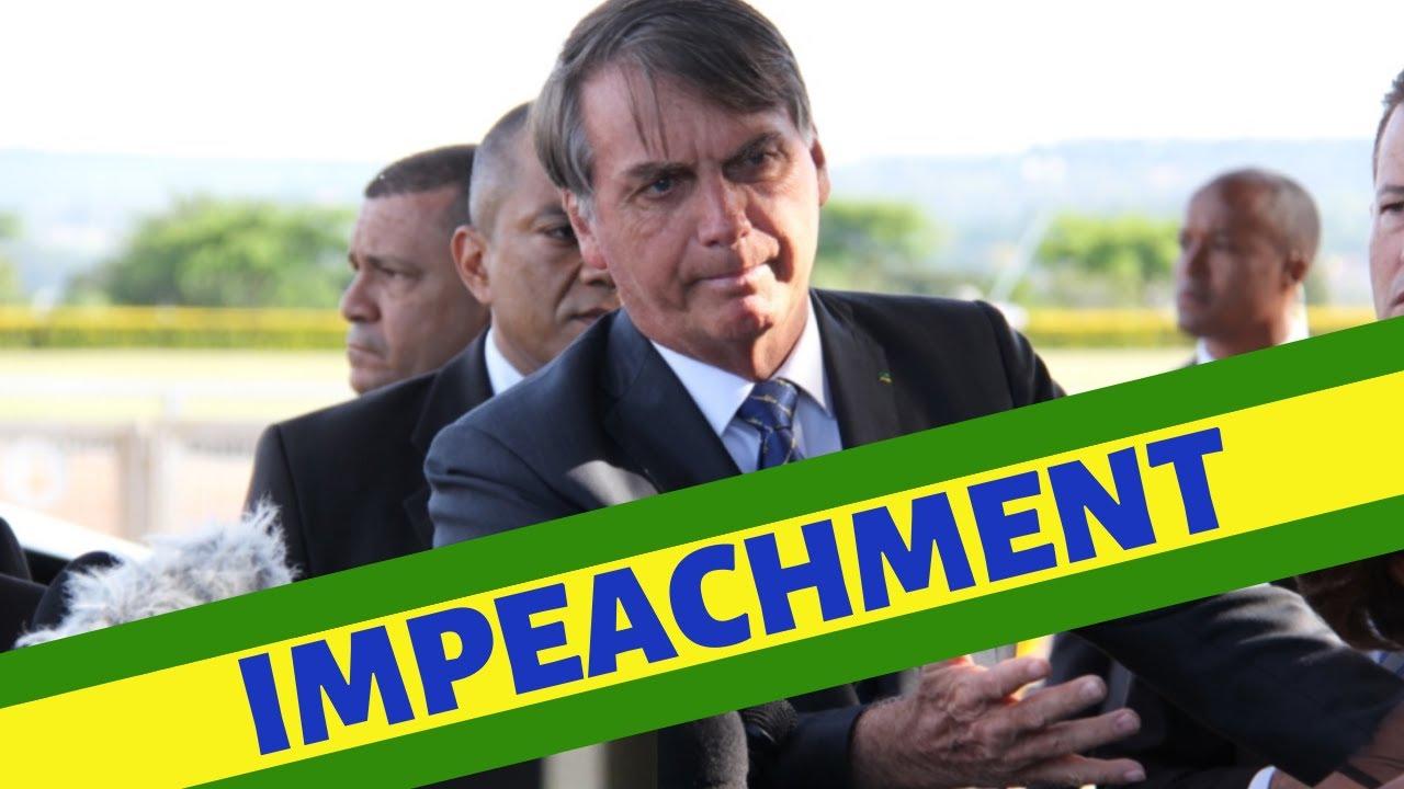IMPEACHMENT DE BOLSONARO - YouTube