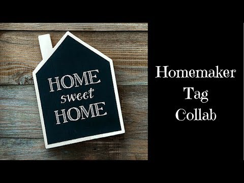 Homemaker Tag Collab