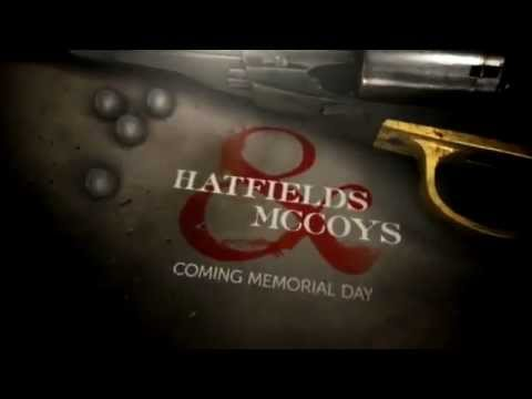 Hatfields & McCoys is listed (or ranked) 13 on the list Movies Produced by Kevin Costner