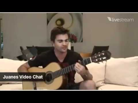 Juanes - Yerbatero por videochat