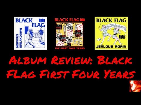 Black Flag The First Four Years