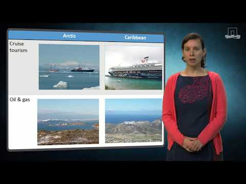 Marine Communities . Governing oil & gas and cruise tourism in the Arctic & Caribbean