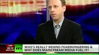 Islamophobia - Max Blumenthal explains the anti Islam industry