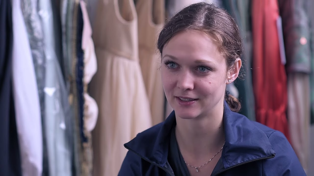 Meet Lead Principal Jurgita Dronina | English National Ballet