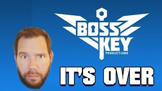 Cliff Bleszinski's Boss Key Productions Is No More...