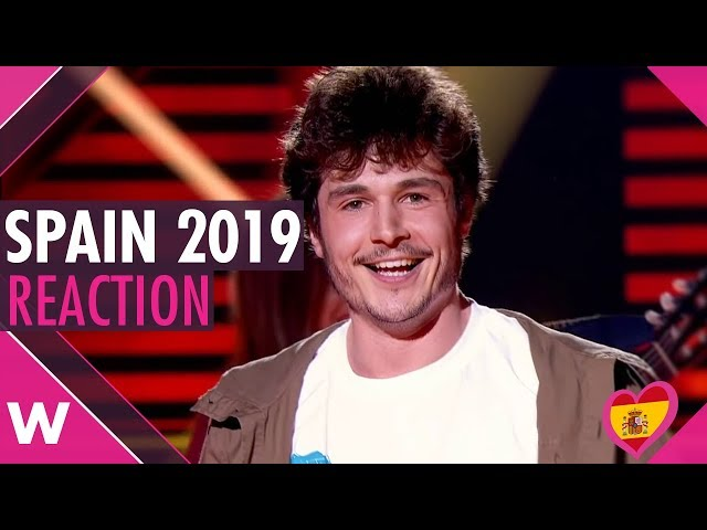 Miki wins Spain's OT18 Eurovision Gala with
