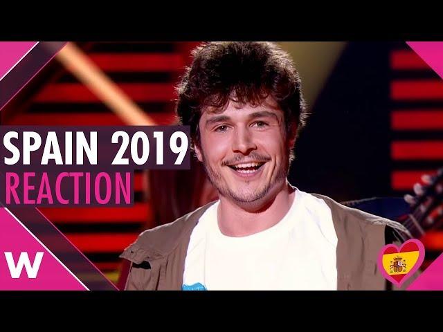 Miki wins Spain's OT18 Eurovision Gala with