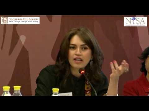 SCNC 2015 | Session 1 | New Education Policy: Depoliticizing Education | Ekta Sodha