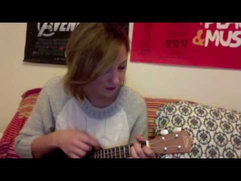 Follow Your Arrow By Kacey Musgraves Ukulele Cover By Audrey Whitby