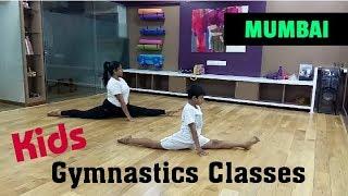 Kids Gymnastic Classes (Begginers) in Mumbai by Hasolkar Fitness