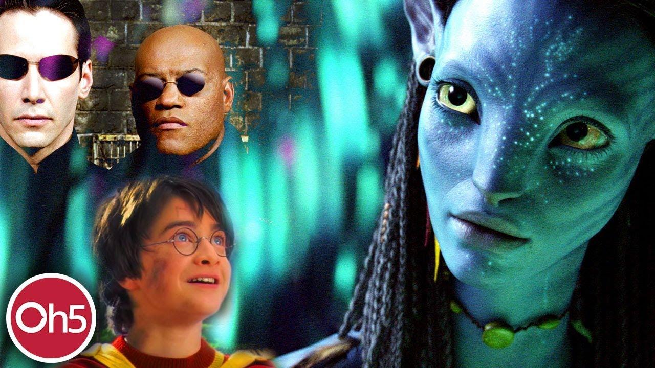 2000li Yıllara Damga Vuran 5 Fantastik Film Unutulmaz Filmler