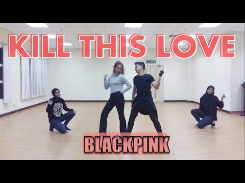 BLACKPINK (블랙핑크) - KILL THIS LOVE DANCE COVER CONTEST WITH Kia by M&D TEAM from MALAYSIA