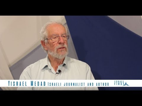 Israel First TV Programme 109 - Centrality Of The Temple Mount - Yisrael Medad