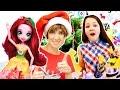 Подарки на Новый Год: видео Челлендж от Хасбро