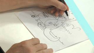 Trailer for How to Draw Monsters, Aliens, and Dinosaurs with Bob Ostrom