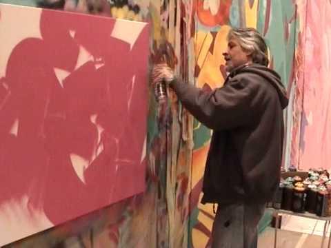SEEN- THE GRAFFITI LEGEND talks about european spray paint brands