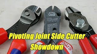Pivoting Joint Side Cutter Showdown