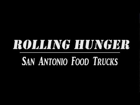 Rolling Hunger: San Antonio Food Trucks