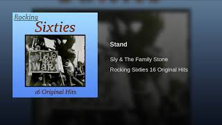Provided to YouTube by Believe SAS Stand · Sly & The Family Stone R...