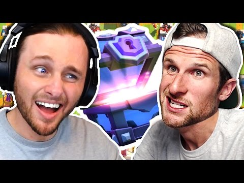 Clash Royale | HIDDEN MAP CHALLENGE w/ Super Magical Chest