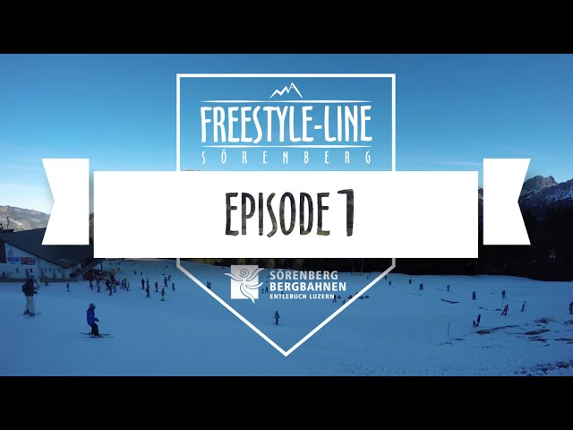 Freestyle Line Sörenberg, Episode 1, Season 15/16