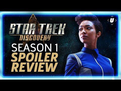 Star Trek Discovery Season 1 Spoiler !
