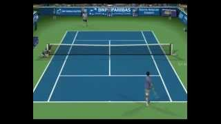 Stich vs Murray Top Spin 3 Ps3