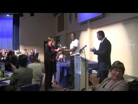William Edwards Prizegiving 2012