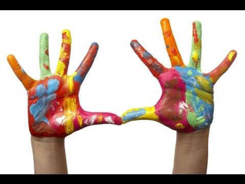 Parmak Boyapritt Boya2 Yaş Etkinlikfinger Paintpaint Toys