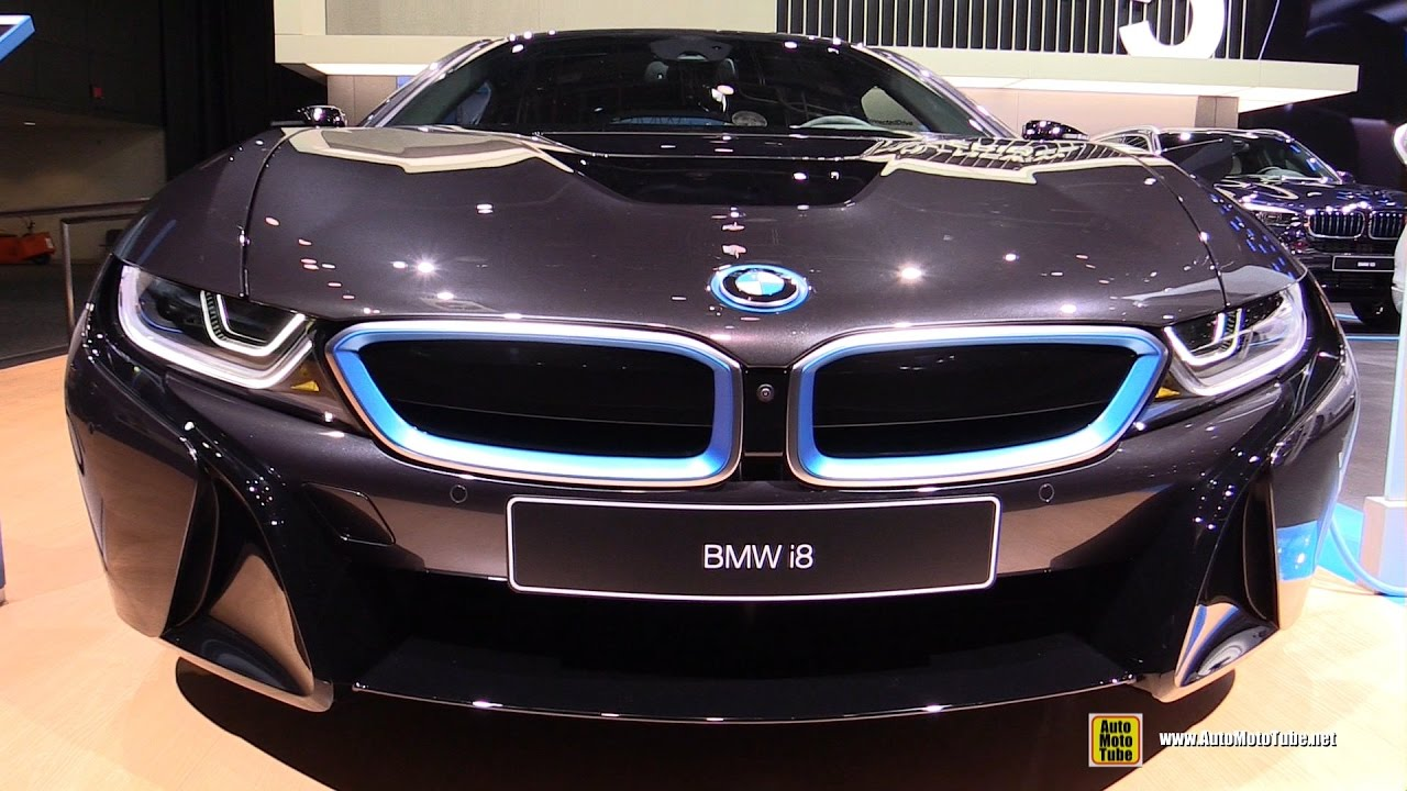 2017 bmw i8 exterior and interior walkaround 2017 for Bmw i8 interior