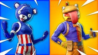 "TOP 5 Most ""HYPED"" SKINS In Fortnite Battle Royale (everyone wanted these skins!)"