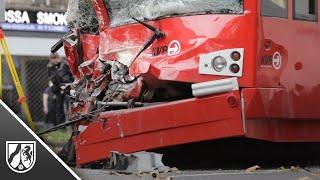 20 Verletzte nach Frontalzusammenstoß von Straßenbahnen in Köln
