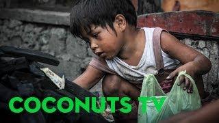 Manila's Smokey Mountain Slum