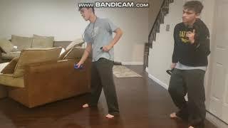The Gamer dance