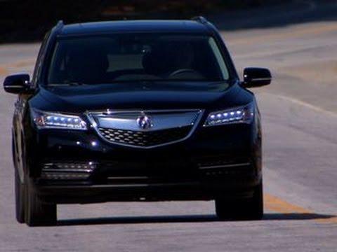 Car Tech - 2014 Acura MDX