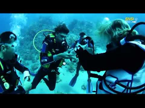 SNSI Rescue Diver Video (US) -  Part 1