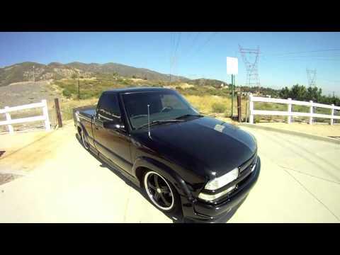 Chevy s10 Xtreme 43L V6  YouTube