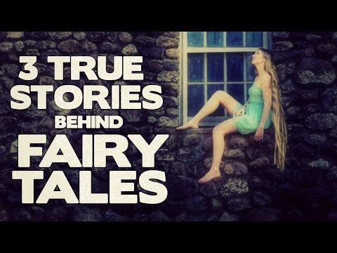 3 TRUE Dark Fairy Tale Origin Stories (The