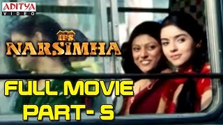 IPS Narasimha Hindi Movie Part 5/12 - Balakrishna,Asin
