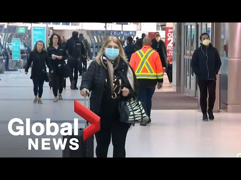 Coronavirus outbreak: Diplomatic fallout as U.S. mulls deploying troops on Canadian border