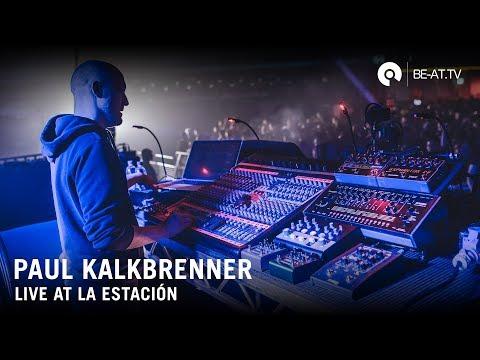 Paul Kalkbrenner Live Mix -  Part 1@ La Estación, Cordoba (BE-AT.TV)