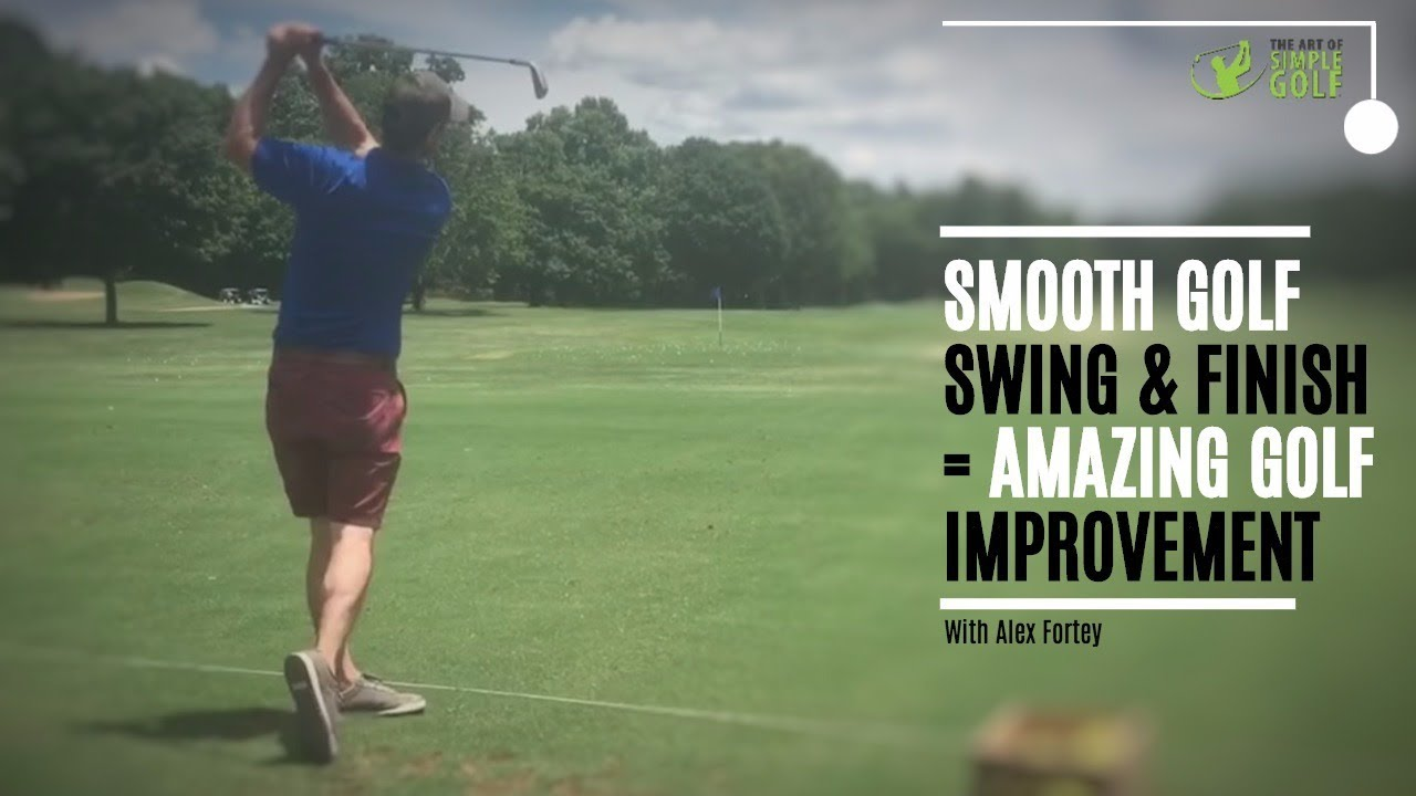 Simple Golf Swing Tip To Improve Shots Instantly