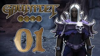 GAUNTLET SLAYER EDITION # 01 - Lilith die Nekromantin - Gauntlet Together Gameplay German Deutsch