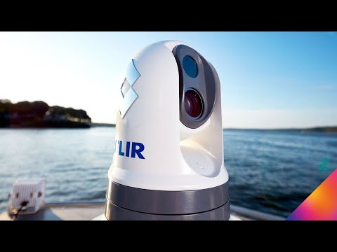 Introducing the FLIR M300 Series Marine Cameras | Marine Thermal Night Vision