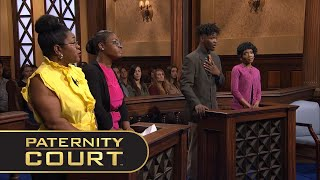 Rejected By Her First Love (Full Episode) | Paternity Court