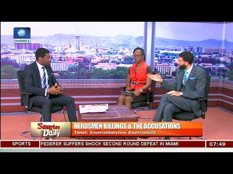 Why TY Danjuma's 'Collusion' Allegation Should Not Be Ignored,Lawyer Explains Pt.2|Sunrise Daily|
