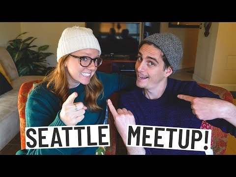 SEATTLE MEETUP ANNOUNCEMENT! Wed 2/21, Come Have a Drink With Us!