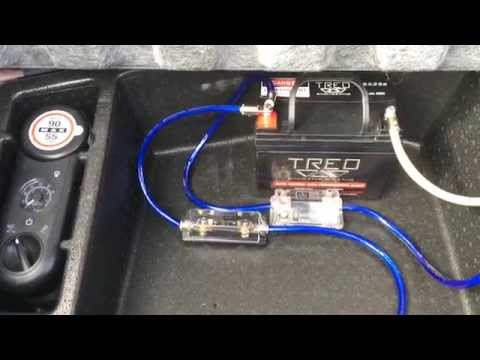 Installation: Second Battery for Car Audio - Custom 2010 Dodge Challenger SRT8